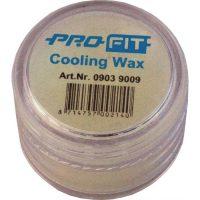 Diamond dry cooling wax