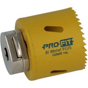 BiMetal PLUS-Lochsäge mit regelmäßiger Verzahnung