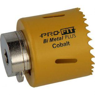 BiMetal PLUS-Lochsäge mit variabler Verzahnung